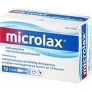 Микроклизмы Микролакс(Microlax) 12шт.по 5мл. фото