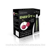 Энерджи Лайф сироп 1 ХЕ со вкусом вишни 10шт фото