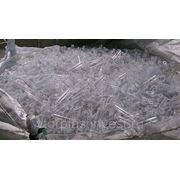 ПП отходы Полипропилена натуральный (из брака пр-ва шприцев) фото