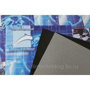 Лист АБС 5 мм 1000х1800 цвет черный, тиснение шагрень фото