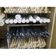Капролон стержни ф. 50, 60, 70, 80, 90, 100-200мм фото