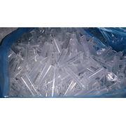 ПП производственные отходы Полипропилена (PP) (брак производства шприцев) цвет натуральный. фото