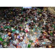 Отходы ПЭТ бутылок - ПЭТФ Полиэтилентерефталат фото