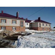 21-но квартирный жилой дом в с. Новошешминск фото