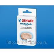 (1*26110) Овальный защитный пластырь Геволь (Gehwol Schutzpflaster Oval) фото