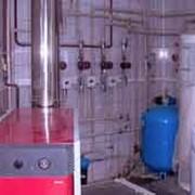 Отопление, водоснабжение, канализация фото