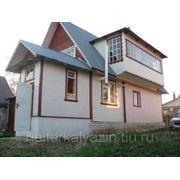 Дом на Волге в дер. Авсергово Калязинского района Тверской области фото