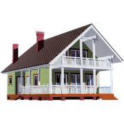 П9 Дом для постоянного проживания с установкой на Вашем участке