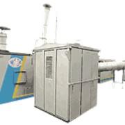 Электростанция турбодетандерная фото