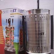 Электрическая шашлычница ST на 5 шампуров фото