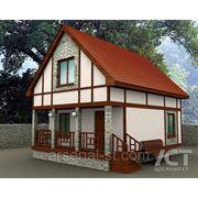 Типовые проекты загородных домов фото