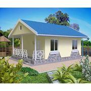 Дом «Дачный» фото