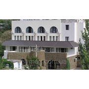 Продажа частной гостиницы в Судаке. Крым.