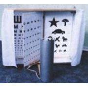 Осветитель таблиц для определения остроты зрения (аппарат Ротта) фото