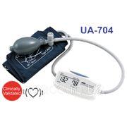Ультракомпактный полуавтоматический тонометр UA-704 фото