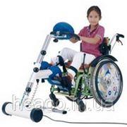 Тренажеры для детей инвалидов Ортопедическое устройство MOTOmed gracile 12 (для детей ) фото