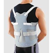Корсет Orlett ортопедический грудо-поясничный, жесткий фото