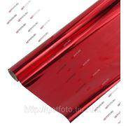 Бумага для упаковки подарков, 70х200 см, METALLIC, красная GF 2330 фото