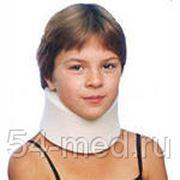 Воротник ортопедический мягкой фиксации детский (воротник Шанца) фото