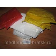 Пакеты для хранения и удаления медицинских отходов, класса А, Б. фото