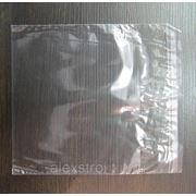 Пакет п/п с липким краем 8*46 см, 25 мкм фото