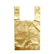 Пакет Майка ПНД| однотонная S|16+11х30 | фото