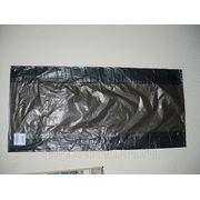 Пакет д/мусора 60 л/ПНД/ 14(300+160)* 700