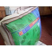 Пленка полимерная 90 мкм с логотипом для упаковки швейных изделий