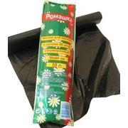 Пакеты для мусора 30л «Ромашка», 30 шт/рул сверхпрочные фото