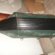как заклеить конус на лодке пвх