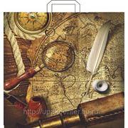 """Пакет """"Геграфия"""" с петлевой ручкой фото"""
