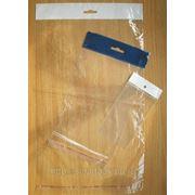 Пакеты полипропиленовые с клапаном и скотчем фото