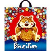 """Пакет """"Базилио"""" с петлевой ручкой фото"""