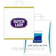 Пакет ПВД 45х50 «Dutch Lady, Life Style» фото
