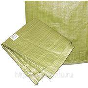 Мешок зеленый 950*550 полипропиленовый 50кг фото