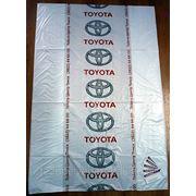 Мешок для шин ПНД, 110*110*15мкм, белый фото