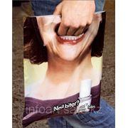 Пакет майка с логотипом от 2-х тенге! фото
