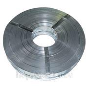 Лента оцинкованная стальная для упаковки трубопроводов и тепломагистралей фото