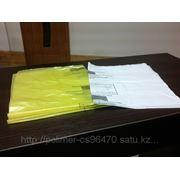Пакеты для мусора (медицинские отходы любого класса, размера и цвета) фото