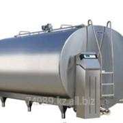 Резервуар, цистерна для хранения молока фото