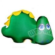 Антистрессовая игрушка подушка Дракон Добряша фото
