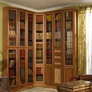 Мебельная фабрика №34 библиотека серии Марракеш фото