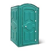 Туалетная кабина Эконом фото