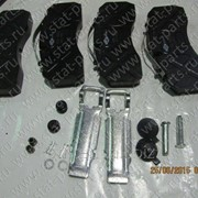 Тормозный Колодки Sb6/Sn6 19.5 Wva29095,29197 37.K000464 фото