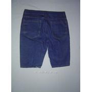 Женские джинсовые шорты FOREFER DS 000 159 SORTY 2014 фото
