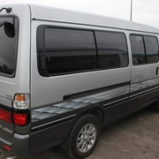 Микроавтобусы модель King Long Hiase фото