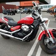 Мотоцикл чоппер No. B5646 Suzuki BOULEVARD 400 фото