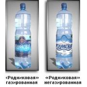 Вода питьевая родниковая, Воды минеральные фото