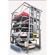 Вертикальные автомобильные парковки фото