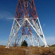 Мачта связи, башня и вышка связи фото